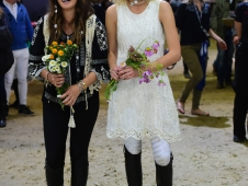 Jessica Springsteen and Hillary McNerney