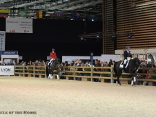 Valegro's Warm-Up