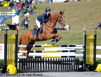 2014 The Dutta Corp Fair Hill International CCI** Show Jumping
