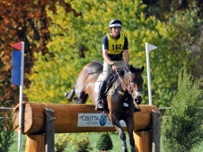 Boyd Martin Retains Fair Hill Lead After Cross-Country