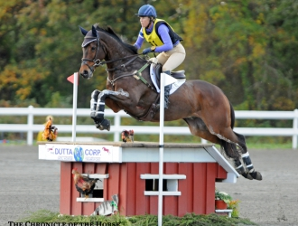 2014 The Dutta Corp Fair Hill International Two-Star Cross-Country