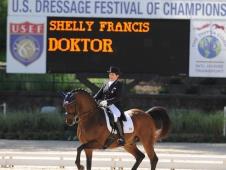 Shelly Francis and Doktor