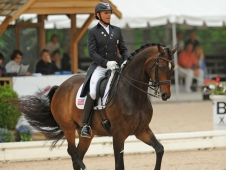 Steffen Peters And Legolas Top The Grand Prix
