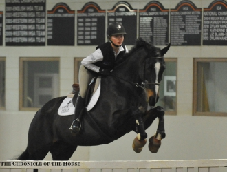 2014 USHJA EAP Nationals: Day 2