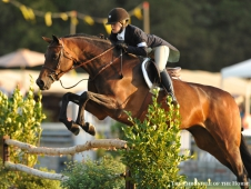 Halie Robinson and Captiva