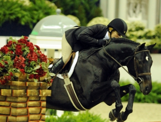 2014 Washington International Horse Show Open Hunters and Amateur-Owner Hunters