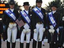USA I team