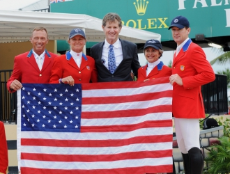 2015 $100,000 FEI Nations Cup