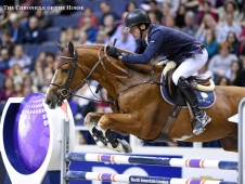 $125,000 Longines Washington CSI-W Winner