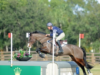 2015 $50,000 Wellington Eventing Showcase Jumping