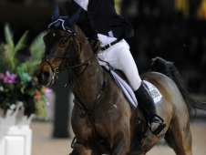 McLain Ward and HH Carlos