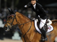 Georgina Bloomberg and Lilli