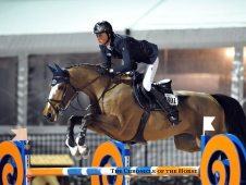 Ben Maher and Valenski S