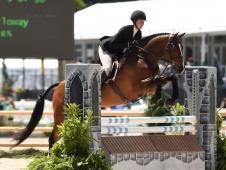 "2015 R.W. ""Ronnie"" Mutch Equitation Challenge"