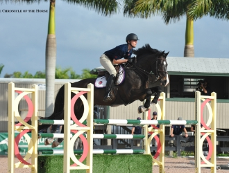 2015 George H. Morris Horsemastership Training Session - Day 5