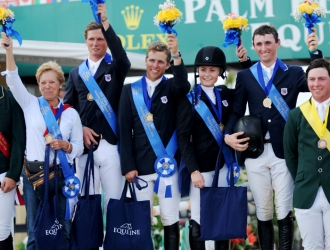 2015 Hollow Creek Farm Young Rider, Junior and Children's Nations Cups