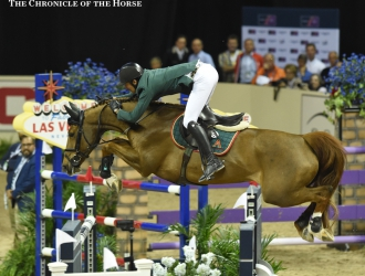 2015 Longines FEI Show Jumping World Cup Final - Day 3