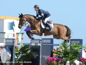 2015 Longines Global Champions Tour Grand Prix Of Miami
