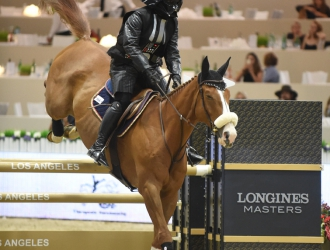 2015 Longines LA Masters Charity Pro Am Class