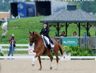 2015 NAJYRC Team Dressage—Day 1