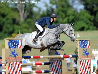 2015 Nutrena/USEA American Eventing Championships - Saturday