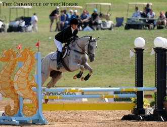 2015 Nutrena/USEA American Eventing Championships - Sunday