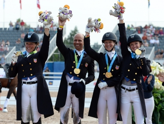 2015 Pan American Games-Dressage Day 2