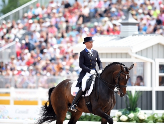 2015 Pan American Games-Dressage Day 3