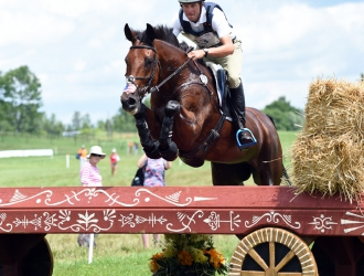 2015 Pan American Games - Eventing Cross-Country