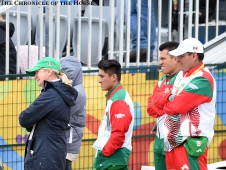 Karen O'Connor, Mexican Team Coach