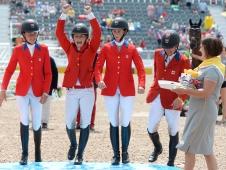 Happy Team Canada!