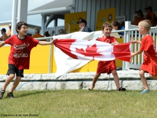 Young Canadian Fans