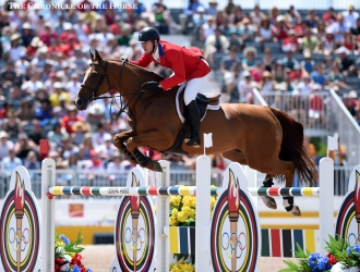 2015 Pan American Games - Show Jumping Day 1