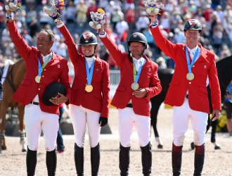 2015 Pan American Games - Show Jumping Day 2