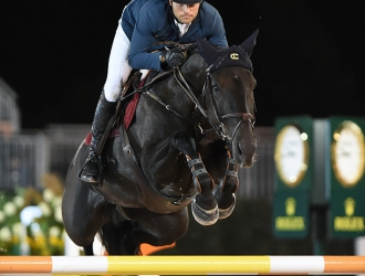 2015 Rolex Central Park Horse Show-Friday Show Jumping