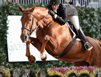 2015 Rolex Central Park Horse Show-Hunters