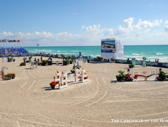2015 Scenes From The Longines Global Champions Tour of Miami