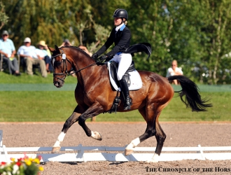2015 The Event at Rebecca Farm - Friday Dressage