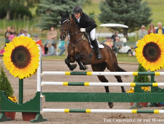 2015 The Event at Rebecca Farm - Sunday Show Jumping