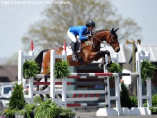 Jennie Brannigan and Cambalda lead The Fork CIC***