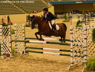 2015 US Pony Finals—Pony Jumpers Team Competition