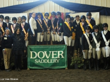USHJA Emerging Athletes Program Finalists