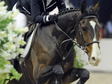 $10,000 Washington International Children's Jumper Champion