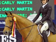 Carly Martin and Czech Mate