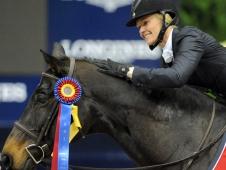 Washington International Horse Show Adult Amateur Hunter Championship Winner