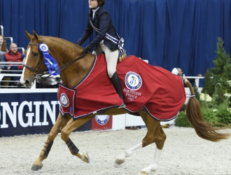 2015 Washington International Equitation Classic Final
