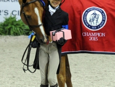 Medium Pony Hunter Champion