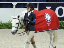 Small Pony Hunter Champion