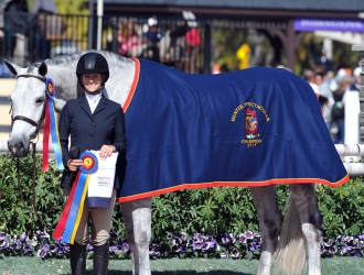 2015 Winter Equestrian Festival WCHR Week