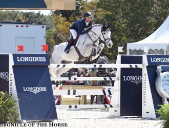 2016 $200,000 Longines FEI World Cup Jumping Qualifier